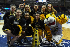NCAA Women's Basketball Championship First Round - #2 UConn 110 vs. #15 Towson 61 (7)