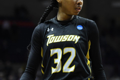 NCAA Women's Basketball Championship First Round - #2 UConn 110 vs. #15 Towson 61 (77)