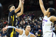 NCAA Women's Basketball Championship First Round - #2 UConn 110 vs. #15 Towson 61 (83)
