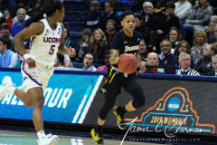 NCAA Women's Basketball Championship First Round - #2 UConn 110 vs. #15 Towson 61 (86)