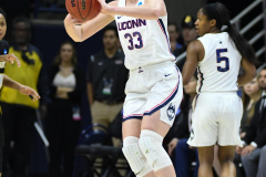 NCAA Women's Basketball Championship First Round - #2 UConn 110 vs. #15 Towson 61 (87)