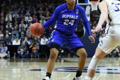 NCAA Women's Basketball Championship Second Round - #2 UConn 84 vs. #10 Buffalo 72 (103)