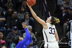 NCAA Women's Basketball Championship Second Round - #2 UConn 84 vs. #10 Buffalo 72 (105)