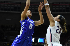NCAA Women's Basketball Championship Second Round - #2 UConn 84 vs. #10 Buffalo 72 (106)