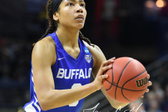 NCAA Women's Basketball Championship Second Round - #2 UConn 84 vs. #10 Buffalo 72 (116)