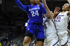 NCAA Women's Basketball Championship Second Round - #2 UConn 84 vs. #10 Buffalo 72 (119)