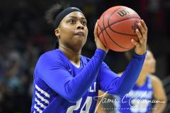 NCAA Women's Basketball Championship Second Round - #2 UConn 84 vs. #10 Buffalo 72 (121)