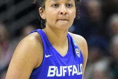 NCAA Women's Basketball Championship Second Round - #2 UConn 84 vs. #10 Buffalo 72 (122)