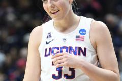 NCAA Women's Basketball Championship Second Round - #2 UConn 84 vs. #10 Buffalo 72 (123)