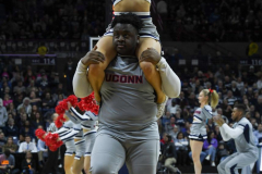 NCAA Women's Basketball Championship Second Round - #2 UConn 84 vs. #10 Buffalo 72 (133)