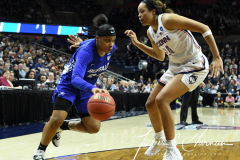 NCAA Women's Basketball Championship Second Round - #2 UConn 84 vs. #10 Buffalo 72 (135)