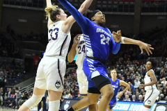 NCAA Women's Basketball Championship Second Round - #2 UConn 84 vs. #10 Buffalo 72 (137)