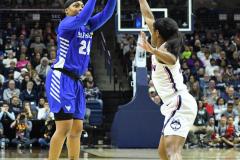 NCAA Women's Basketball Championship Second Round - #2 UConn 84 vs. #10 Buffalo 72 (138)