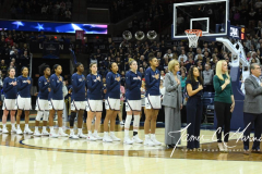 NCAA Women's Basketball Championship Second Round - #2 UConn 84 vs. #10 Buffalo 72 (14)