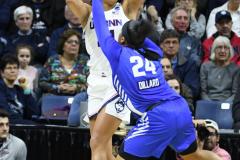 NCAA Women's Basketball Championship Second Round - #2 UConn 84 vs. #10 Buffalo 72 (141)
