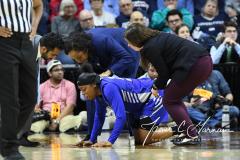 NCAA Women's Basketball Championship Second Round - #2 UConn 84 vs. #10 Buffalo 72 (143)
