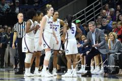 NCAA Women's Basketball Championship Second Round - #2 UConn 84 vs. #10 Buffalo 72 (145)