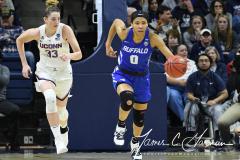 NCAA Women's Basketball Championship Second Round - #2 UConn 84 vs. #10 Buffalo 72 (147)