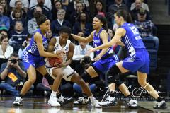 NCAA Women's Basketball Championship Second Round - #2 UConn 84 vs. #10 Buffalo 72 (149)