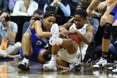 NCAA Women's Basketball Championship Second Round - #2 UConn 84 vs. #10 Buffalo 72 (150)