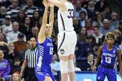 NCAA Women's Basketball Championship Second Round - #2 UConn 84 vs. #10 Buffalo 72 (152)