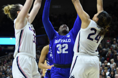 NCAA Women's Basketball Championship Second Round - #2 UConn 84 vs. #10 Buffalo 72 (153)