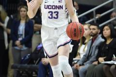 NCAA Women's Basketball Championship Second Round - #2 UConn 84 vs. #10 Buffalo 72 (155)