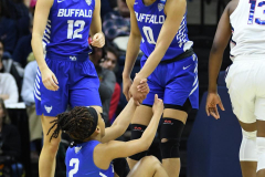 NCAA Women's Basketball Championship Second Round - #2 UConn 84 vs. #10 Buffalo 72 (156)