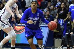 NCAA Women's Basketball Championship Second Round - #2 UConn 84 vs. #10 Buffalo 72 (162)