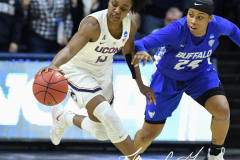 NCAA Women's Basketball Championship Second Round - #2 UConn 84 vs. #10 Buffalo 72 (164)