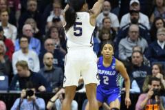 NCAA Women's Basketball Championship Second Round - #2 UConn 84 vs. #10 Buffalo 72 (166)