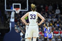 NCAA Women's Basketball Championship Second Round - #2 UConn 84 vs. #10 Buffalo 72 (176)