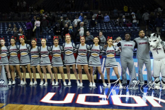 NCAA Women's Basketball Championship Second Round - #2 UConn 84 vs. #10 Buffalo 72 (180)