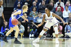 NCAA Women's Basketball Championship Second Round - #2 UConn 84 vs. #10 Buffalo 72 (20)