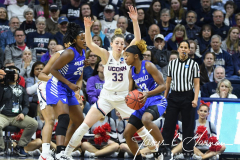 NCAA Women's Basketball Championship Second Round - #2 UConn 84 vs. #10 Buffalo 72 (34)
