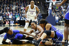 NCAA Women's Basketball Championship Second Round - #2 UConn 84 vs. #10 Buffalo 72 (38)
