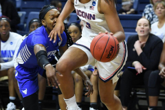 NCAA Women's Basketball Championship Second Round - #2 UConn 84 vs. #10 Buffalo 72 (40)