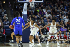 NCAA Women's Basketball Championship Second Round - #2 UConn 84 vs. #10 Buffalo 72 (47)