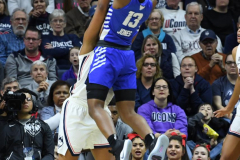 NCAA Women's Basketball Championship Second Round - #2 UConn 84 vs. #10 Buffalo 72 (48)