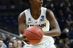 NCAA Women's Basketball Championship Second Round - #2 UConn 84 vs. #10 Buffalo 72 (49)