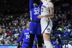 NCAA Women's Basketball Championship Second Round - #2 UConn 84 vs. #10 Buffalo 72 (50)