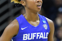 NCAA Women's Basketball Championship Second Round - #2 UConn 84 vs. #10 Buffalo 72 (51)