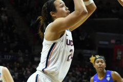 NCAA Women's Basketball Championship Second Round - #2 UConn 84 vs. #10 Buffalo 72 (59)