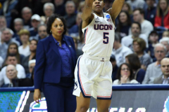 NCAA Women's Basketball Championship Second Round - #2 UConn 84 vs. #10 Buffalo 72 (60)