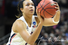 NCAA Women's Basketball Championship Second Round - #2 UConn 84 vs. #10 Buffalo 72 (63)