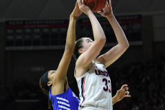 NCAA Women's Basketball Championship Second Round - #2 UConn 84 vs. #10 Buffalo 72 (64)