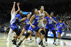 NCAA Women's Basketball Championship Second Round - #2 UConn 84 vs. #10 Buffalo 72 (66)