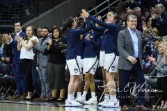 NCAA Women's Basketball Championship Second Round - #2 UConn 84 vs. #10 Buffalo 72 (68)