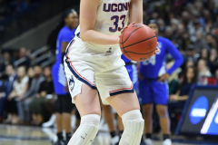 NCAA Women's Basketball Championship Second Round - #2 UConn 84 vs. #10 Buffalo 72 (74)
