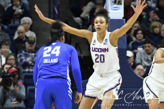 NCAA Women's Basketball Championship Second Round - #2 UConn 84 vs. #10 Buffalo 72 (76)